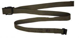 GI US Military Issue Vintage Webbing Nylon Cargo Tie Down Strap – LC-1
