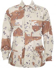 GI Nyco/Twill Shirt – 6 Color Desert