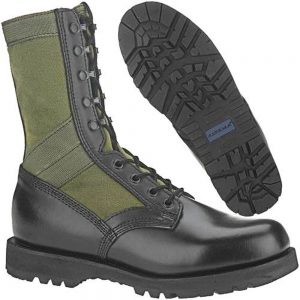Altama Jungle Boots – Vibram Sole