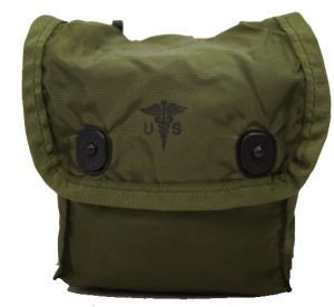 GI First Aid Pouch (For Plastic Box)