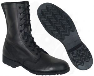 GI Leather Old Issue Boots