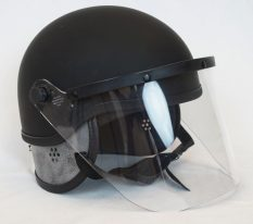 1003664 – Riot Helmet With 3MM Face Shield & Pads