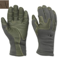 Outdoor Research Men's Swoop Liner Gloves – Fire Retardant