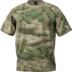 Adult 219 Camo Short Sleeve T-shirt ACU / ATAC Digital / Desert Digital / Woodland Digital