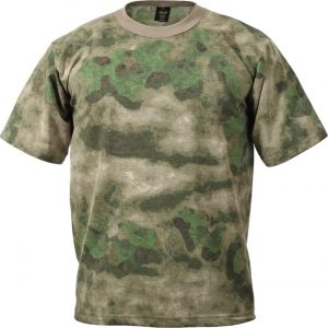 Adult 219 Camo Short Sleeve T-Shirt