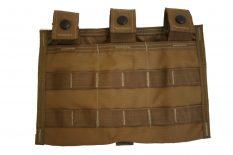 GI MOLLE M4/M16 Triple-Magazine Pouch