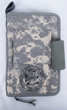 Aites – Field Book Organizer Case – U.S. Army
