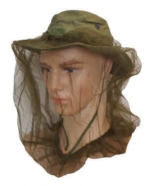 GI Vietnam Era Issue Boonie Hat With Net