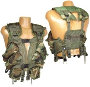 GI Old Issue Load Bearing Tactical Vest