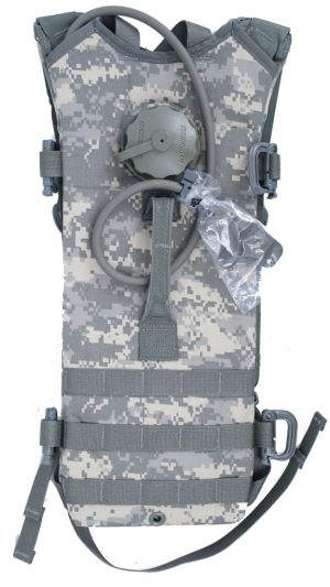 GI 3L Hydration Pack With Bladder
