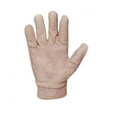 Ansell – Style #46410 – Combat Glove – Fire & Cut Resistant – Nomex Grip – Textured Leather