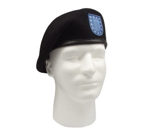 Berets With Flash Patch