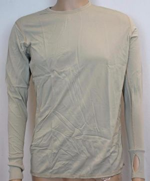 Research & Development – Level 1 Silk Long Sleeve Top