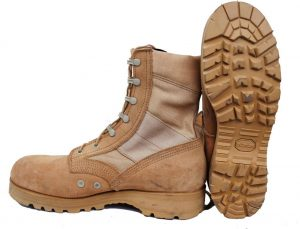 GI Desert Jungle Boots – Vibram Sole