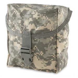 GI IFAK (Individual First Aid Kit) Air Force Pouch – Large