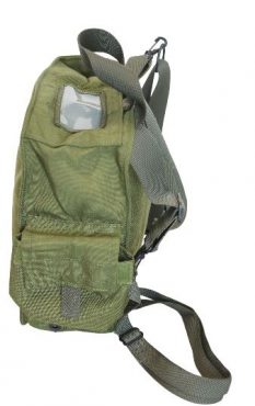 GI Nylon Gas Mask Carriers