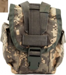 GI 1-QT Molle Canteen Cover