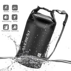 Averest Waterproof Dry Bag – 10L Lightweight Durable Heavy-Duty Compression Sack