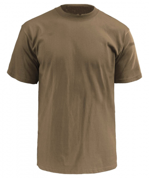 GI Short Sleeve T-Shirts – Brown