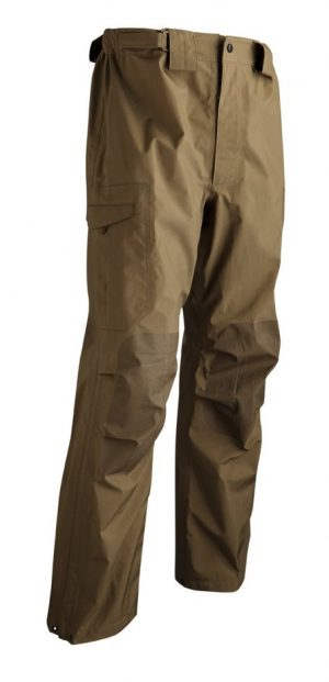Wild Things Hard Shell Pants S.O. 1.0 – 60034 – 3-Layer GORE® Military Waterproof/Breathable Fabric – Sealed Seams
