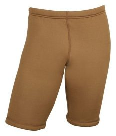 Wild Things Tactical – 61047 – Power Stretch Shorts – Thermal Moisture Wicking Long Shorts
