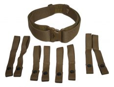 SPEC OPS –  IBA Combat Battle Belt – One Size Up to 45 Inches – Made in The U.S.