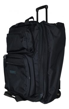 BLACKHAWK – Enhanced Diver's Travel Bag with Wheels and Shoulder Straps