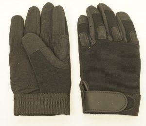 GI Military Mechanic's Stretch-Knit/ Padded Gloves
