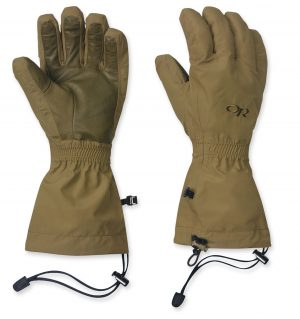 Outdoor Research – Style 71872 – ECW Men's Firebrand Glove Heavy Puffy Shells With Fleece Liners