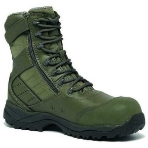 Belleville TR Maintainer Lightweight Composite Toe Tactical Boot With Side Zipper