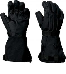 GI Cold Weather Goretex Gloves With Fleece Liners