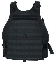 Point Blank Body Armor External Armor Plate Carrier With Molle Front & Back No Soft Armor