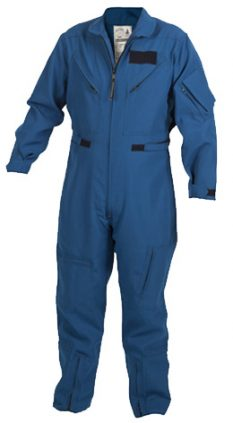 GI CWU-73P Flyer's Summer Coverall – Fire Resistant