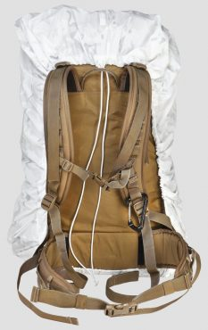 Wild Things Tactical – White Out Overwhites Pack Cover – Multicam Alpine/Snow Marpat
