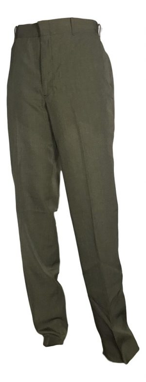 GI Men's Poly/Wool Marine Corps Dress Trousers