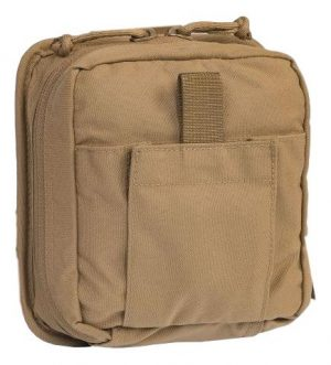 Combat Casualty Response (CCR) Bag – IFAK Pack – With/Without Drop Leg