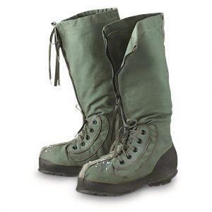 GI Mukluk Flyer Boots