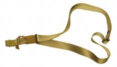 Eagle Industries Rifle Sling – Single Point –     1 1/4 Inch Width Khaki