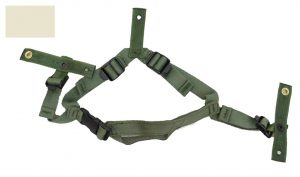 GI Helmet Chin Straps – 3 Point