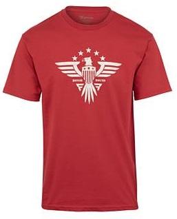 Bates – Men's American Eagle Honor Bound Graphic Short Sleeve T-shirt