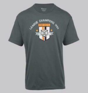 Bates – Men's League Champions Graphic Short Sleeve T-shirt