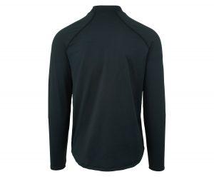 Bates – Men's Mock Neck Long Sleeve Micro Fleece Shirt