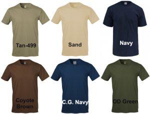 Soffe Dri Release Cotton T-shirts