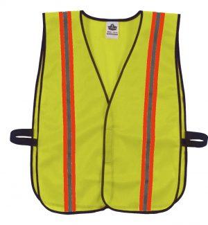 Ergodyne GloWear 8030HL Non-Certified Vest- One Size Fits All