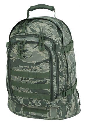 Military Luggage 3 Day Stretch Military Backpack TAA – ABU