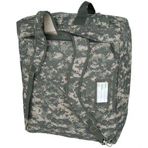 Code Alpha Tactical Kit Bag Backpack With Shoulder Straps – ACU