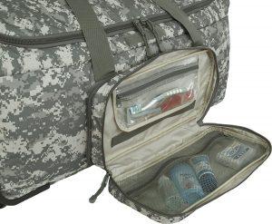 Mercury Tactical 31″ Mini Monster Deployment Bag TAA – ACU