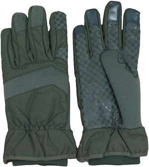 Advantage – 35070 – Army & Air Force 70G Thinsulate Cold Weather Gloves With Neoprene knuckles